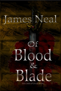 Of Blood and Blade, James Neal, fantasy books, fantasy book