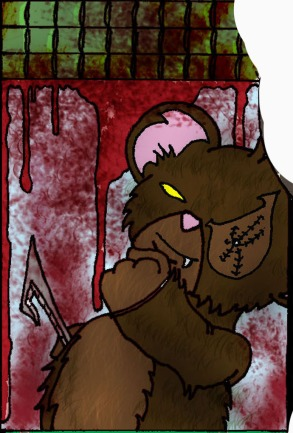 Murder Bear Bloody
