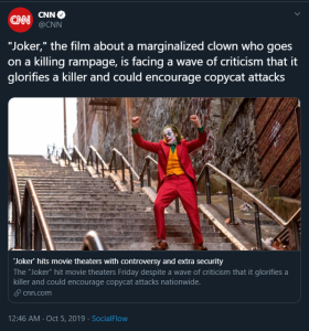CNN Tweet